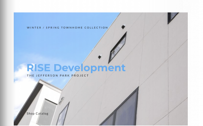 The Jefferson Park Project by RISE Development