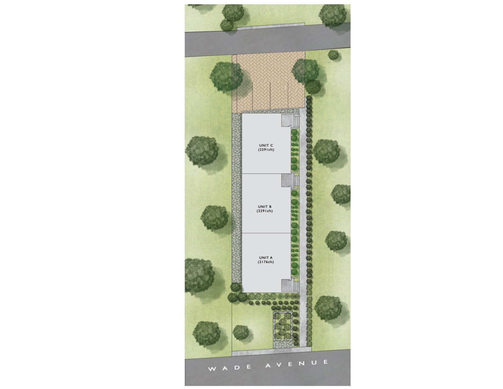 Wade-Site Plan New